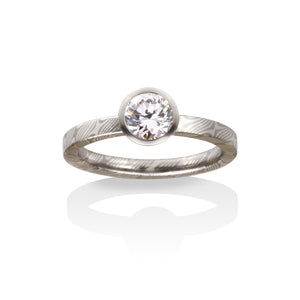 Charlotte Engagement Ring by Chris Ploof - Talisman Collection Fine Jewelers