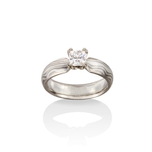 Emily Engagement Ring by Chris Ploof - Talisman Collection Fine Jewelers