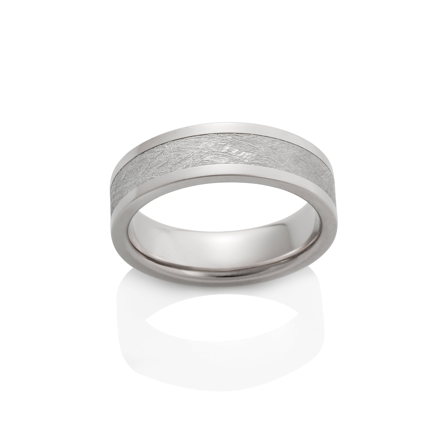 Capella Meteorite Ring by Chris Ploof - Talisman Collection Fine Jewelers