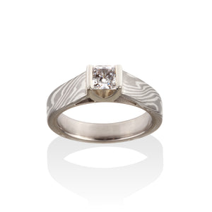 Kaylee Engagement Ring by Chris Ploof - Talisman Collection Fine Jewelers