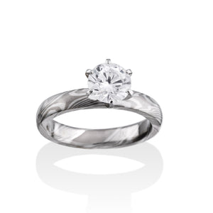Chris Ploof Elizabeth Engagement Ring