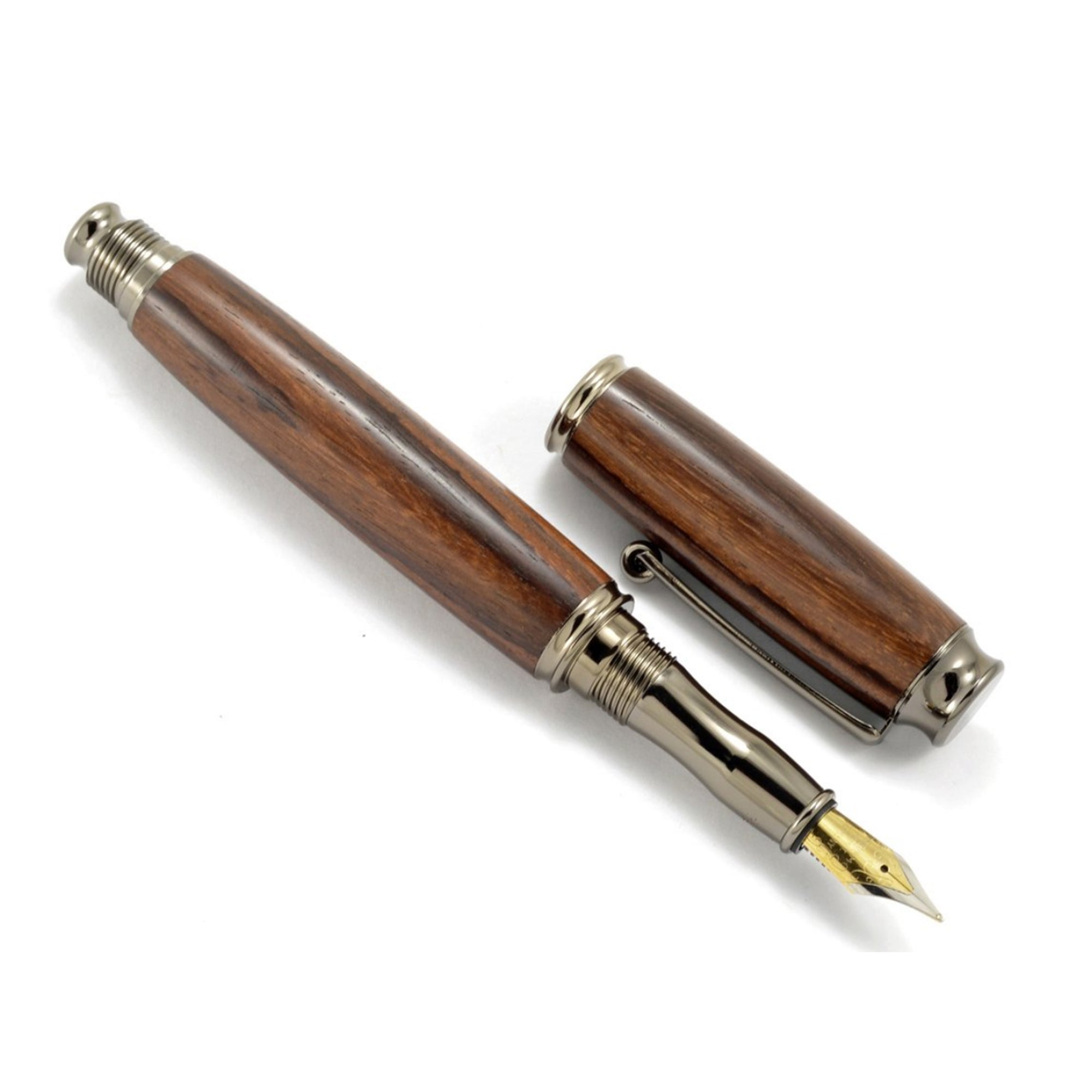 Walnut Executive Pen - Talisman Collection Fine Jewelers