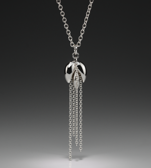 Mini Harvest Necklace - Silver - Talisman Collection Fine Jewelers
