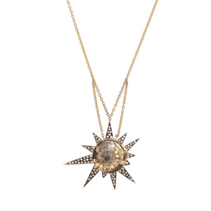 """Star Machine"" Necklace by Unhada - Talisman Collection"