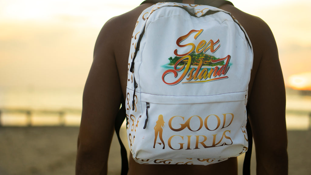 SexIsland & Good Girls Backpack Collaboration