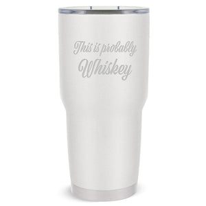 ALPINE 30 OZ Whiskey - Mama Bear Drinkware