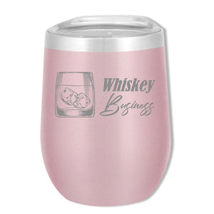SOHO 12 OZ Whiskey Business - Mama Bear Drinkware