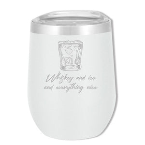 SOHO 12 OZ Whiskey Nice - Mama Bear Drinkware
