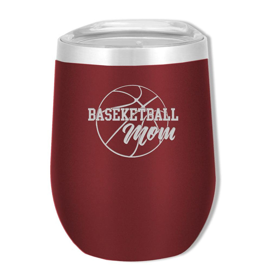 SOHO 12 OZ Basketball mom