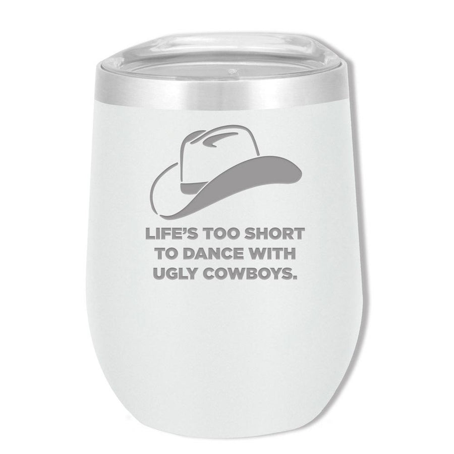 SOHO 12 OZ Ugly Cowboys - Mama Bear Drinkware