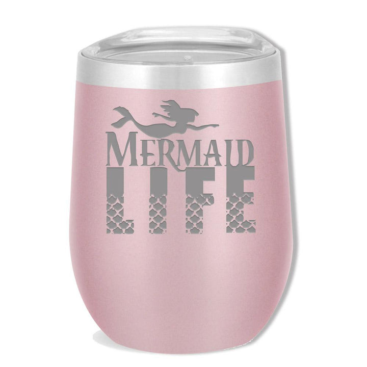 SOHO 12 OZ Mermaid Life - Mama Bear Drinkware