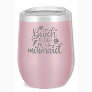 SOHO 12 OZ Beach Mermaid
