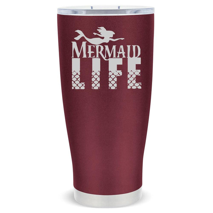 KENDAL 20 OZ Mermaid Life - Mama Bear Drinkware