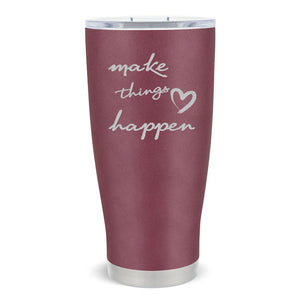 KENDAL 20 OZ Make Things Happen - Mama Bear Drinkware