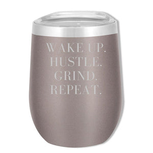 SOHO 12 OZ Hustle Grind - Mama Bear Drinkware