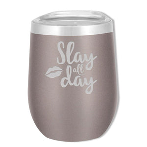 SOHO 12 OZ Slay All Day - Mama Bear Drinkware