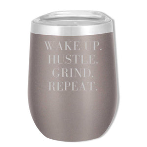 SOHO 12 OZ Wake Up Hustle - Mama Bear Drinkware