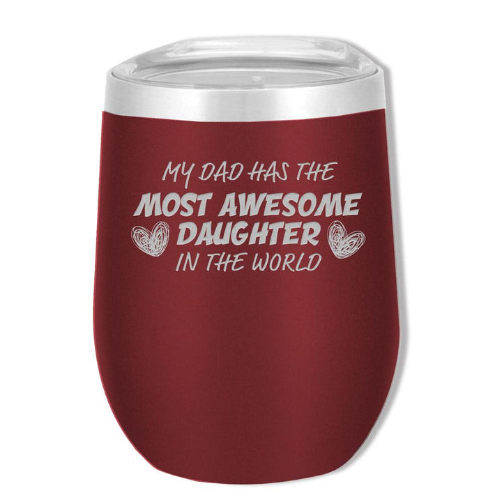 SOHO 12 OZ Awesome Daughter - Mama Bear Drinkware