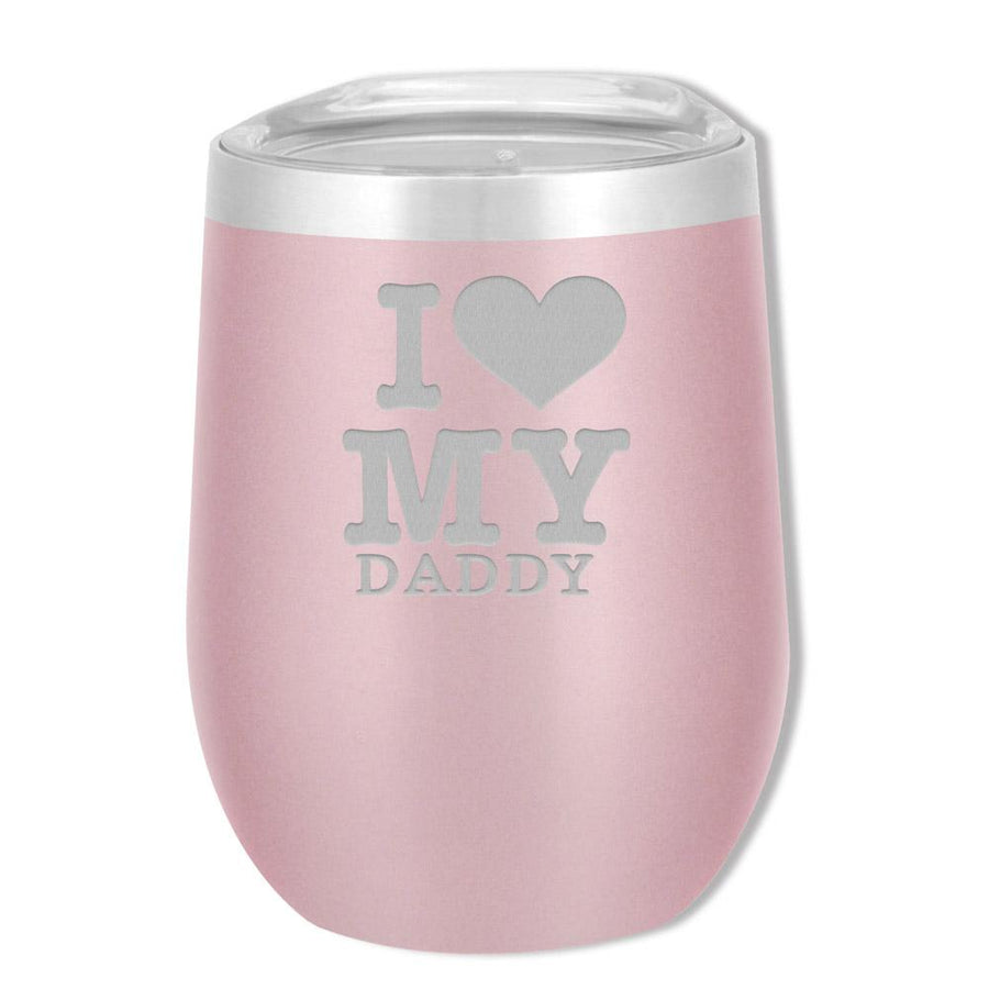 SOHO 12 OZ I Love Daddy - Mama Bear Drinkware