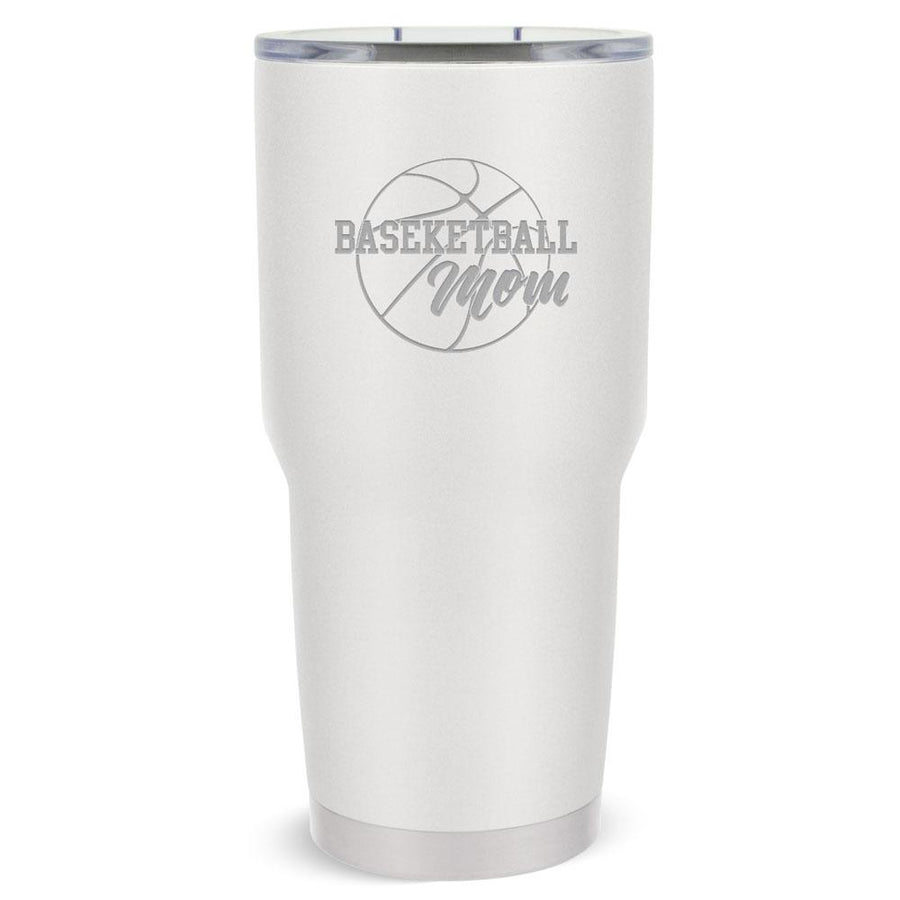 ALPINE 30 OZ Basketball mom