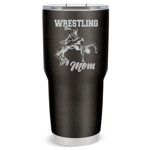 ALPINE 30 OZ Wrestling Mom