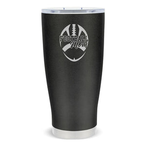 KENDAL 20 OZ Football mom