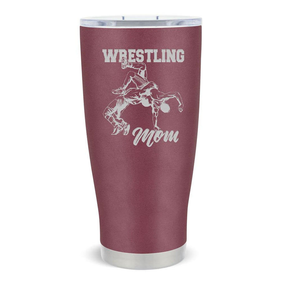 KENDAL 20 OZ Wrestling Mom