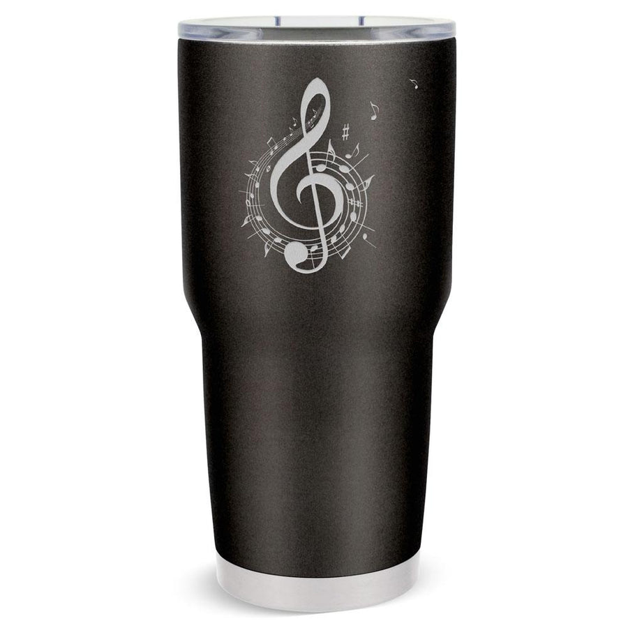 ALPINE 30 OZ Music Notes - Mama Bear Drinkware