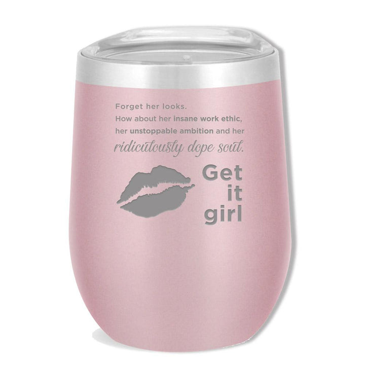 SOHO 12 OZ Get It Girl - Mama Bear Drinkware