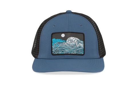 Artist Series Patch Trucker