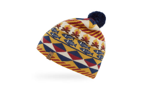 Kids Fish and Fire Beanie