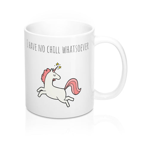 No Chill Mug Mug 11oz