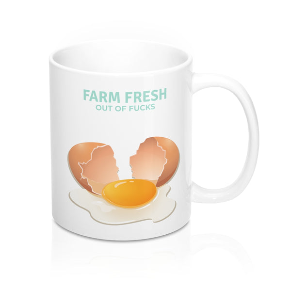 Farm Fresh Mug 11oz