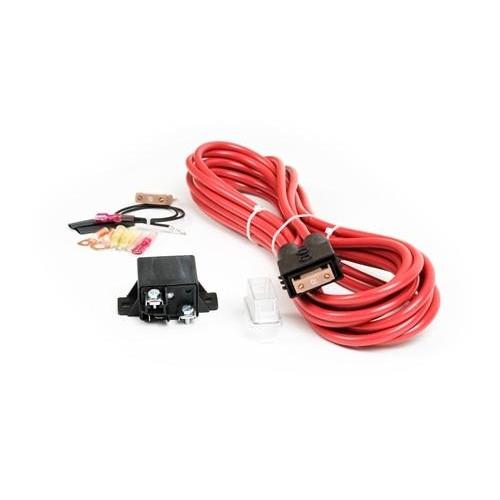 AccuAir 70 AMP POWER SUPPLY KIT - Redline Motorworks