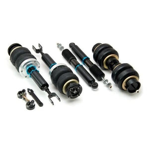 AccuAir TWR FRONT & REAR AIR SUSPENSION KIT 04~UP A4 B7 - Redline Motorworks