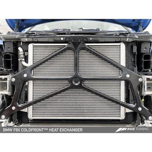 AWE Tuning Coldfront Heat Exchanger - BMW F8X M3/M4 (4510-11080) - Redline Motorworks