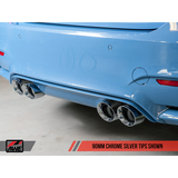 AWE Tuning Switchpath Performance Exhaust - BMW F8X M3/M4 - Redline Motorworks
