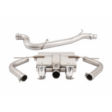 AWE Tuning Touring Edition Cat-Back Exhaust (15+ Audi A3 Quattro Sedan) - Redline Motorworks