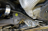 034MOTORSPORT SOLID REAR SWAY BAR, B6/B7 AUDI A4/S4/RS4 QUATTRO & FWD, ADJUSTABLE - Redline Motorworks