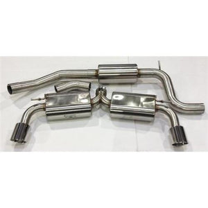 Billy Boat VW Mk7 GTI Stainless Steel Turboback Exhaust System - Redline Motorworks