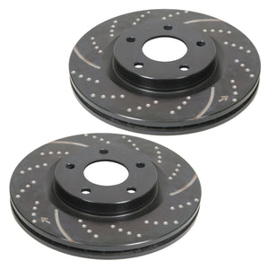 "EBC Sport 3GD 12.3"" Front Rotors (set of 2) VW GTI 06-09 - Redline Motorworks"