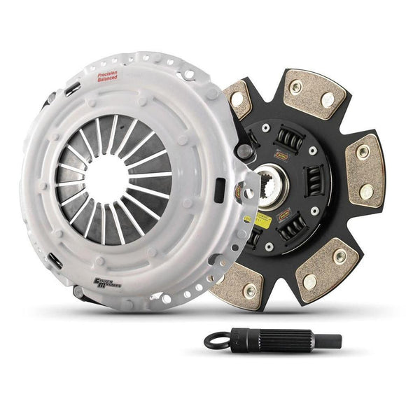Clutch Masters VW Mk7 GTI 6 Speed FX400 Clutch - 6-Puck Ceramic, Dampened Disc - Redline Motorworks