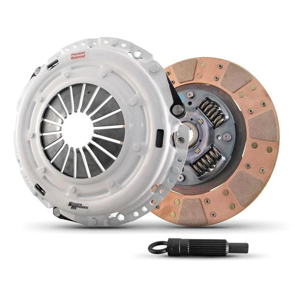 Clutch Masters VW Mk7 GTI 6 Speed FX400 Clutch - Lined Ceramic, Dampened Disc - Redline Motorworks