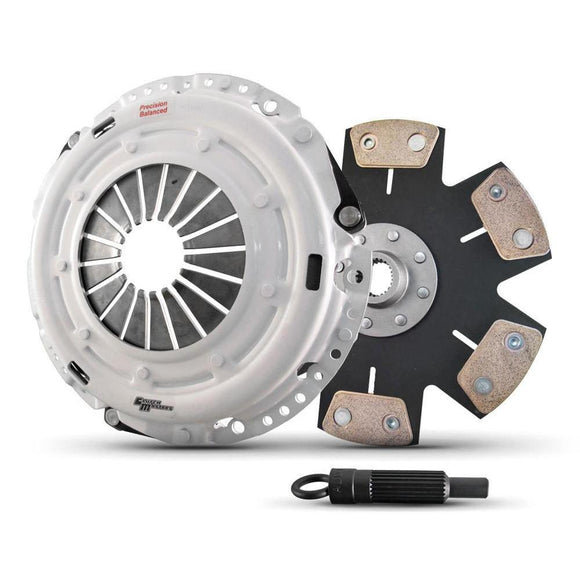 Clutch Masters VW Mk7 GTI 6 Speed FX500 Clutch - 6-Puck Ceramic, Rigid Disc - Redline Motorworks
