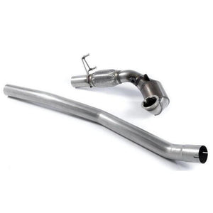 Milltek Sport Downpipe with High Flow Cat Audi S3 2.0T - Redline Motorworks