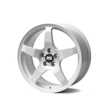 Neuspeed 17x8 ET45 5x112 RSe05 Light Weight Wheel White - Redline Motorworks