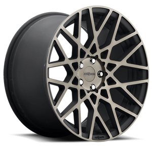 Rotiform BLQ Wheels Black Machined 19x8.5 | 5x112 | ET35 - Redline Motorworks