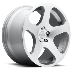 Rotiform NUE Wheels Silver Machined 18x8.5 | 5x112 | ET35 - Redline Motorworks