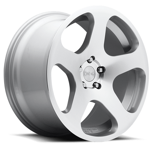 Rotiform NUE Wheels Silver Machined 18x8.5 | 5x112 | ET45 - Redline Motorworks