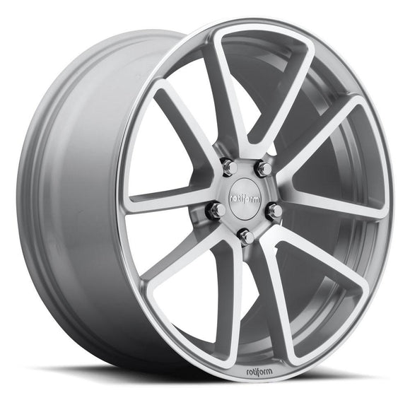 Rotiform SPF Wheels Silver Machined 19x8.5 | 5x112 | ET45 - Redline Motorworks